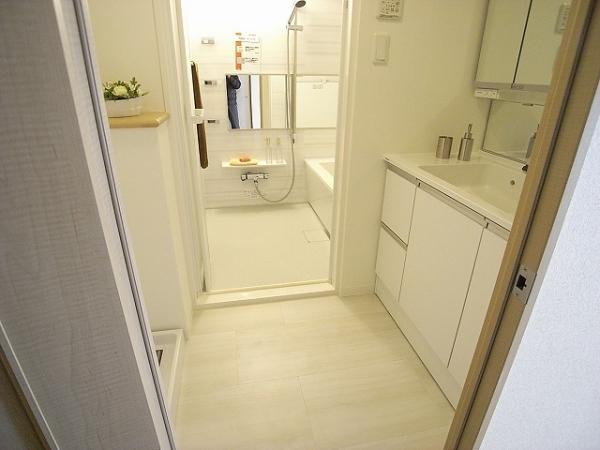 浴室&洗面所