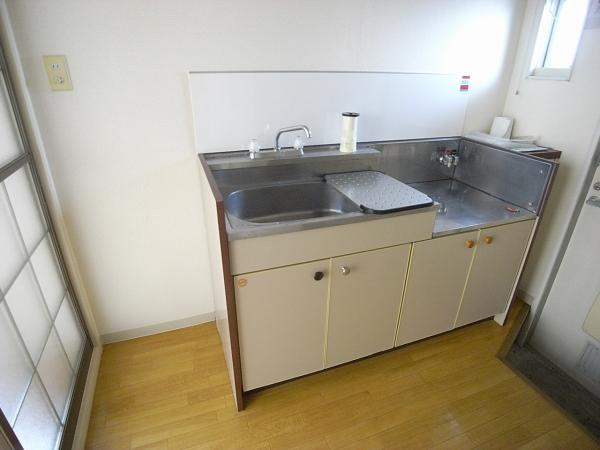 新所沢のアパートです。