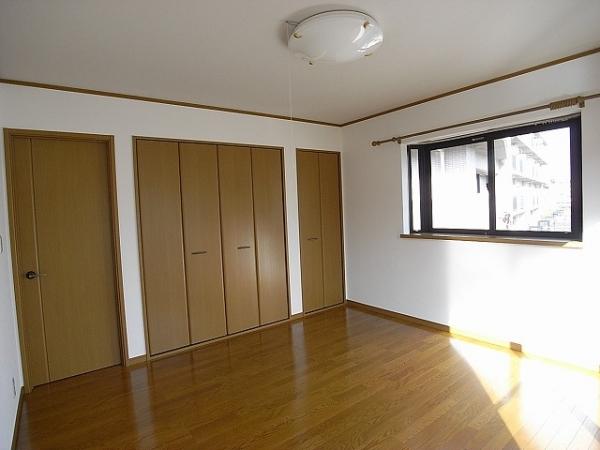 洋室2階大